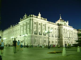 Madrid royal Palacio